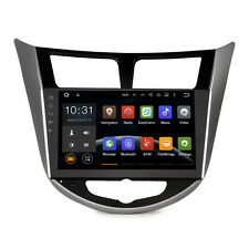 9'' Android 5.1 Car Video GPS Radio Navi for Hyundai Solaris I25 Verna WIFI RDS