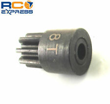 Hot Racing 8t 32p Hardened Steel Pinion Gear 1/8 Bore CSG1208