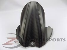 2006-2010 GSXR600 GSXR750 Rear Tire Hugger Mud Guard Fairing Carbon Fiber Matte