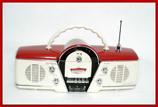 Novelty, Classic Overdrive DashBoard AM-FM Radio and Cassette MP3 Player
