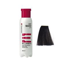 Goldwell Elumen Hair Color NA@2 Natural Ash  6.7 oz / 200ml amonia peroxide free