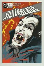 Silverblade No.6 (DC Comics) Feb 1988