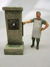 1/35 Scale Town water pump - well head scenic accessory