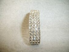 LADIES SIMULATED DIAMOND BRACELET