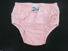 1 PC. GARFIELD GIRL'S UNDIES PANTY SMALL 1-2 YEARS 100% cotton BNEW
