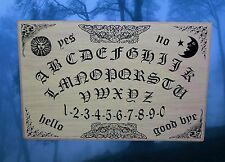 Witch board  ouija style Talking Spirit Board/tan
