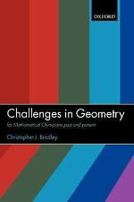 Challenges in Geometry: for Mathematical Olympians Past and Present-ExLibrary