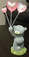 Me to You Tatty Teddy Bear Figurine: Just Because - Love Heart, Anniversary Gift