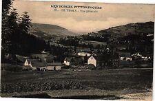 CPA  Les Vosges Pittoresques - Le Tholy - Vue générale   (200184)
