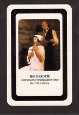 The Garotte Madame Tussaud's Collector Card