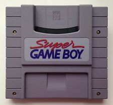 Super Nintendo SNES Super Gameboy Super Game Boy Adapter (1) Adapter Only