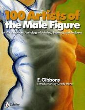 100 Artists of the Male Figure  contemporary paintings, sculptures, drawings