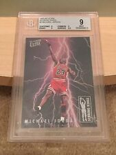 Michael Jordan 1993-94 Ultra Scoring Kings #5 BGS 9 MINT Chicago Bulls HOF RARE