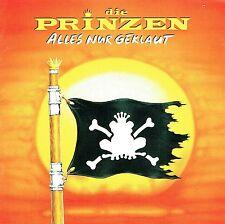 (CD) Die Prinzen - Alles Nur Geklaut, Liebe Im Fahrstuhl, Überall, u.a.