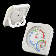 Indoor Nursery Baby House Room Mini Thermometer Wet Hygrometer Temperature Meter