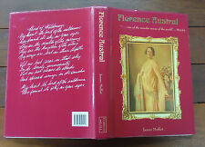 Florence Austral by James Moffat - 1995 - 1st Edition - Signed by Author - HBDJ