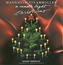 Mannheim Steamroller: A CANDLELIGHT CHRISTMAS  Audio CD