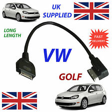 VW GOLF MDI 00051446L LONG LENGTH iPhone iPod in car Cable replacement
