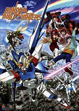 Gundam Build Fighters Complete Collection DVD Brand New Ships Worldwide