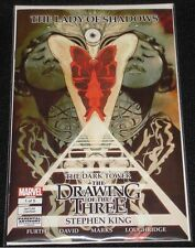 "The Drawing Of Three #1 ""The Lady Of Shadows"" The Dark Tower  Marvel Comics"