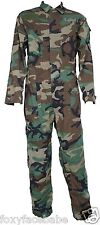 USGI Military Army XL Woodland Camo UTILITY MECHANICS COVERALLS NEW X-LARGE