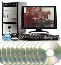 10 vintage professional dog grooming video training course resale business dvd