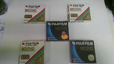 "50) FUJI 5.25"" DOUBLE SIDED HIGH DENSITY ( DSHD ) FLOPPY DISKETTES"