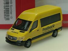Herpa Mercedes Sprinter 13 POSTBUS HD - 092531 - 1/87