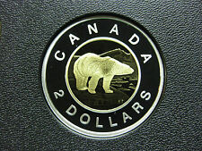 2009 Canadian Silver Proof Toonie ($2.00)