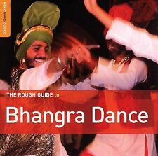 ~COVER ART MISSING~ Various Artists CD Rough Guide to Bhangra Dance