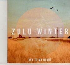 (DI346) Zulu Winter, Key to My Heart - 2012 DJ CD