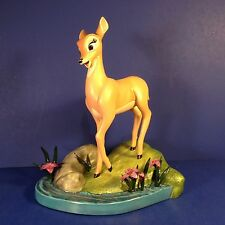 WDCC Disney LIGHT AS A FEATHER Faline Bambi w/ box