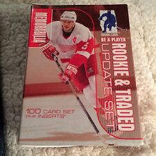 1999-2000 Be A Player Rookie & Traded Update Set Sealed