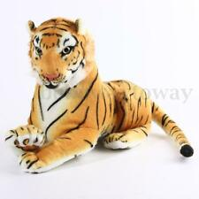 Stuffed Large Giant Artificial Tiger Soft Cuddly Toy CuteToy Plush Massive 40cm