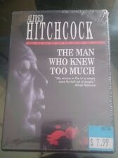 Man Who Knew Too Much  DVD Leslie Banks, Edna Best, Peter Lorre, Frank Vosper, H