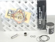 1981-2012 Yamaha PW50 Namura Top End Rebuild Piston Kit Rings Gaskets Bearing