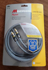 MONSTER CABLE M500V or M500VR 4M/13FT VIDEO RCA/RCA Composite/digital coaxial