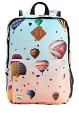 Cabin Max Haul School Sports Bag Backpack Rucksack Daypack Childrens (Balloons)