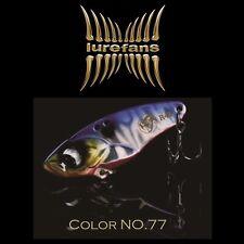 Lurefans Rattlesnake R40-77 Metal Vibration Sinking Fishing Lure 40mm 7.5g