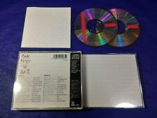 Pink Floyd The Wall Japan 2CDs 1988 48DP 5007~8 Out Of Print
