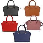 Michael Kors Selma Saffiano Leather Satchel | Choose a Color!