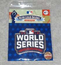 2016 World Series Jersey Patch Chicago Cubs Cleveland Indians FREESHIP