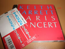 KEITH JARRETT cd PARIS CONCERT live POLYDOR JAPAN the wind BLUES