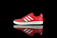 Rare 2013 Deadstock Brand New Boxed Adidas Tennis Top Court Red UK 8.5