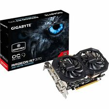 Gigabyte R7 370 2GB 256-bit GDDR5 WindForce 2X Graphics Card