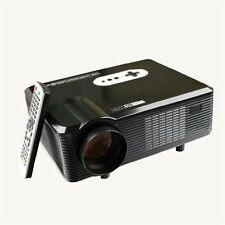 Excelvan CL720 3000 Lumens HD Home Theater Multimedia LCD Projector 1080