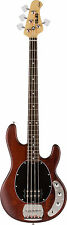 Sterling Music Man Sub Series RAY4WS électrique guitare basse noyer satin