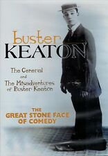 Buster Keaton, Vol. 1 the General & the Misadventures of (DVD, 2008, Brand New)