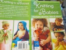 Knitting For Babies-FBNR Special-2006 Booklet-Blankets/Hats/Toys/Booties/Bibs/Cl