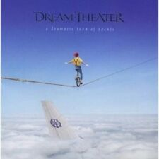 DREAM THEATER - A DRAMATIC TURN OF EVENTS  CD NEUWARE